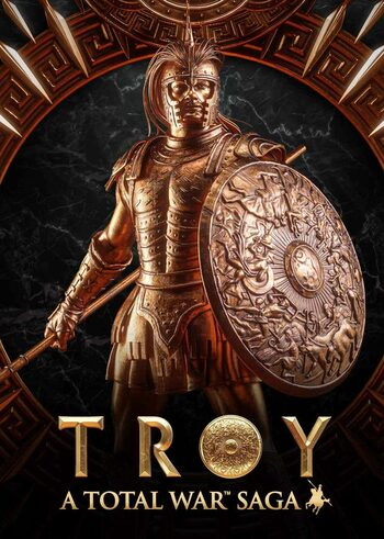 Total War Saga: TROY Epic Games Klucz EUROPE