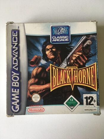 Blackthorne Game Boy Advance