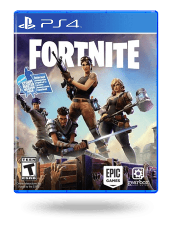 Fortnite: Save The World PlayStation 4