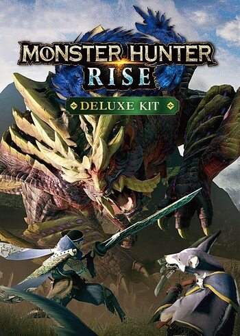 Monster Hunter Rise - Deluxe Kit (DLC) (Nintendo Switch) eShop Key EUROPE