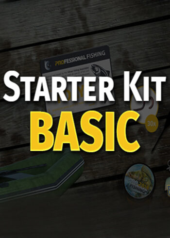 Professional Fishing: Starter Kit Basic (DLC) Steam Key EUROPE