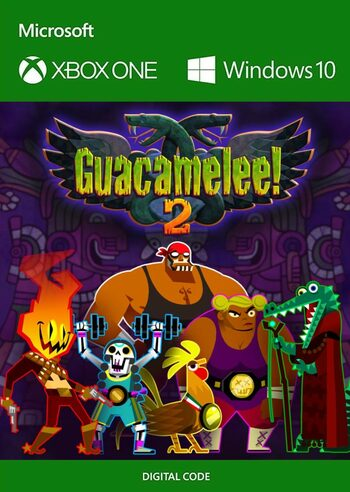 Guacamelee! 2 (PC/Xbox One) Xbox Live Key UNITED STATES