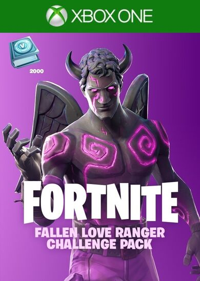 Fortnite - Fallen Love Ranger Challenge Pack (Xbox One) (DLC) Xbox Live Key EUROPE