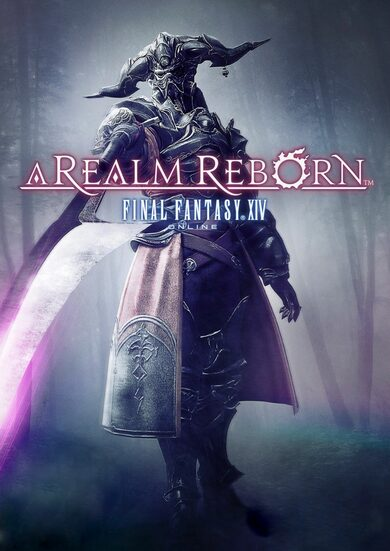 Final Fantasy XIV: A Realm Reborn Official website Key EUROPE