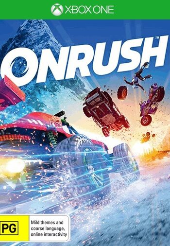 ONRUSH (Xbox One) Xbox Live Key UNITED STATES