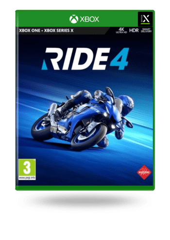 RIDE 4 Xbox Series X