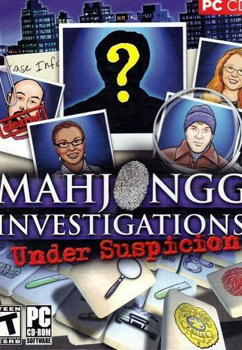 Mahjongg Investigations: Under Suspicion Steam Key GLOBAL