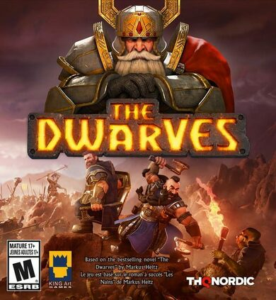 The Dwarves Steam Key GLOBAL