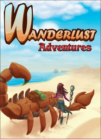 Wanderlust: Rebirth Steam Key GLOBAL