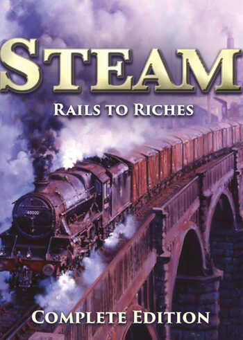 Steam: Rails to Riches Complete Edition (Nintendo Switch) eShop Key UNITED STATES