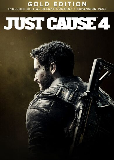 Just Cause 4 (Gold Edition) Steam Key GLOBAL