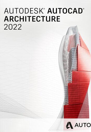 Autodesk AutoCAD Architecture 2022 (Windows) 1 Device 1 Year Key GLOBAL
