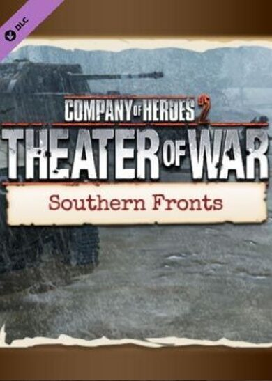Company of Heroes 2 - Southern Fronts (DLC) Steam Key GLOBAL