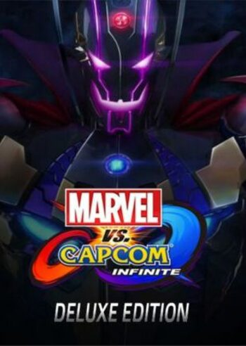 Marvel Vs. Capcom: Infinite Deluxe Edition Steam Key GLOBAL