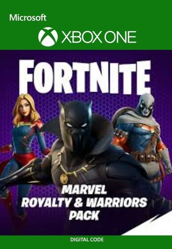 Fortnite - Marvel: Royalty & Warriors Pack XBOX LIVE Key UNITED STATES