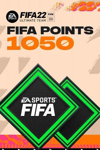 FIFA 22 - 1050 FUT Points (PC) Origin Key GLOBAL