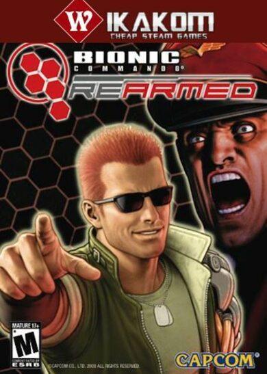 Bionic Commando: Rearmed Steam Key GLOBAL фото