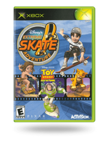 Disney's Extreme Skate Adventure Xbox