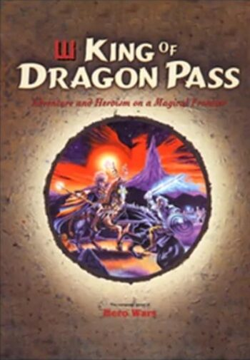 King of Dragon Pass Steam Key GLOBAL