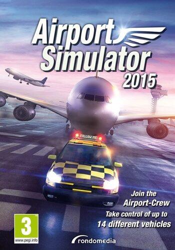 Airport Simulator 2015  Steam Key GLOBAL