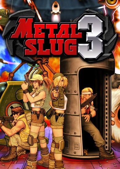 Metal Slug 3 Steam Key GLOBAL