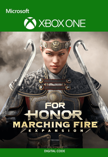 For Honor - Marching Fire Expansion (DLC) XBOX LIVE Key UNITED STATES