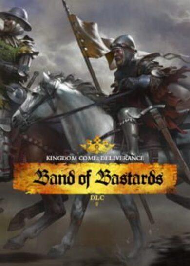 Kingdom Come: Deliverance - Band of Bastards (DLC) Steam Key GLOBAL