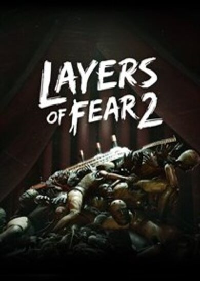 Layers of Fear 2 Clave Steam GLOBAL