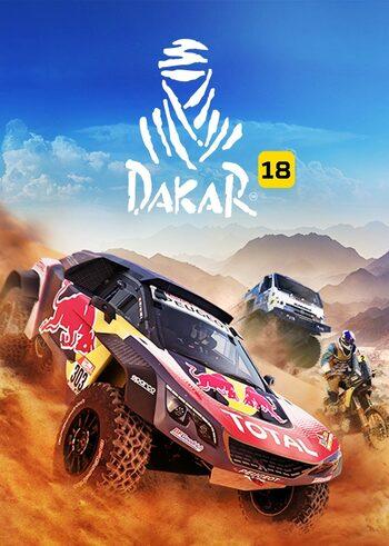 Dakar 18 Steam Key GLOBAL