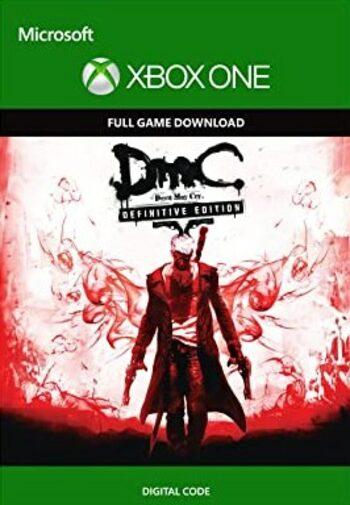 DmC Devil May Cry: Definitive Edition (Xbox One) Xbox Live Key UNITED STATES