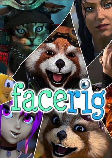 FaceRig Steam Key GLOBAL