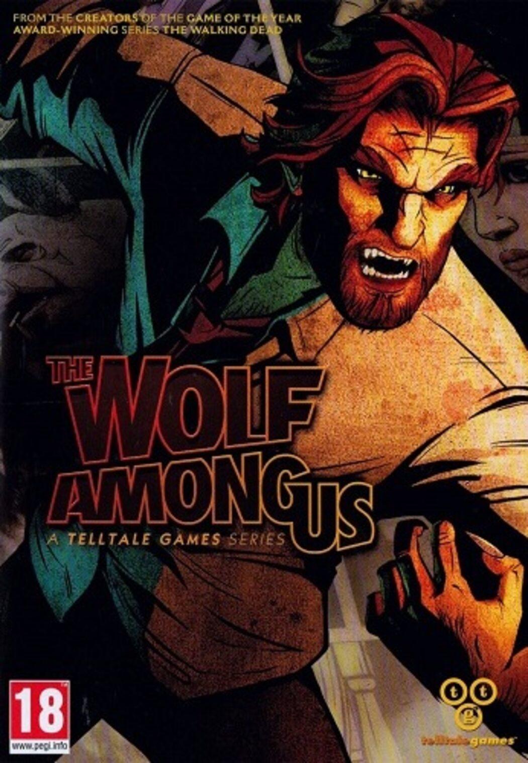 Buy The Wolf Among Us Steam Key Global Eneba