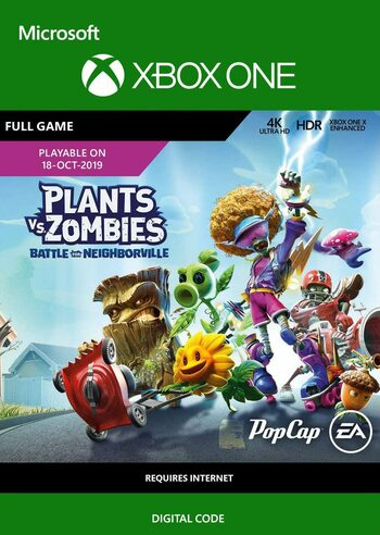 Plants vs. Zombies: Battle for Neighborville (Xbox One) Xbox Live Key GLOBAL