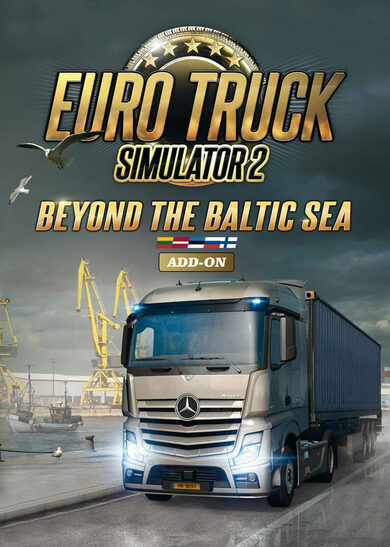 Euro Truck Simulator 2 – Beyond The Baltic Sea (DLC) Klucz Steam GLOBALNY