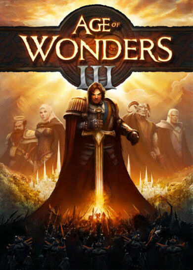 Age of Wonders 3 (Deluxe Edition) Steam Key GLOBAL