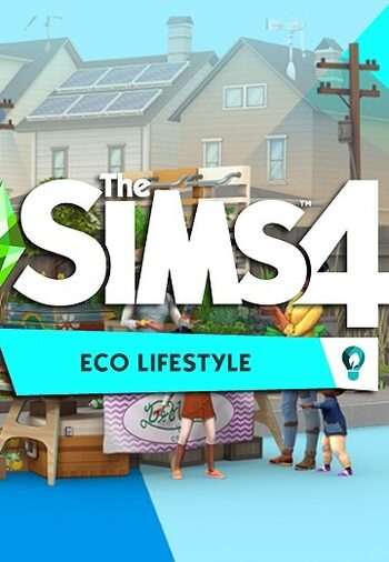 The Sims 4 Eco Lifestyle (DLC) Origin Key GLOBAL