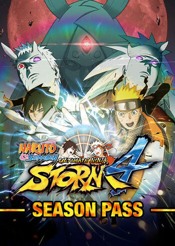 Naruto Shippuden: Ultimate Ninja Storm 4 - Season Pass (DLC) Steam Key EMEA