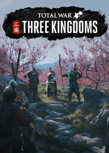 Total War: Three Kingdoms clave Steam GLOBAL