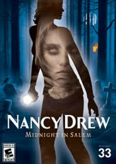 Nancy Drew: Midnight in Salem Steam Key GLOBAL