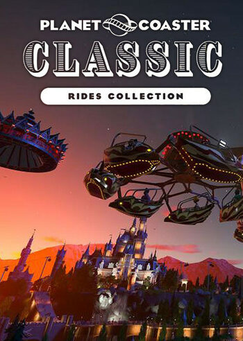 Planet Coaster - Classic Rides Collection (DLC) Steam Key GLOBAL