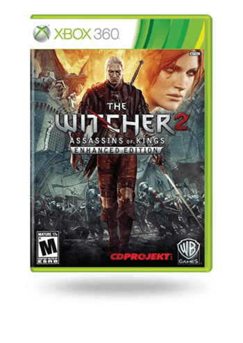 The Witcher 2: Assassins of Kings Enhanced Edition Xbox 360
