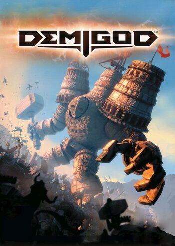 Demigod Steam Key GLOBAL