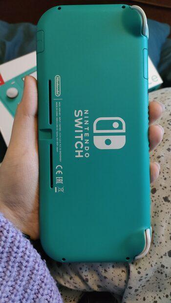 Buy Nintendo Switch Lite, Turquoise, 32GB