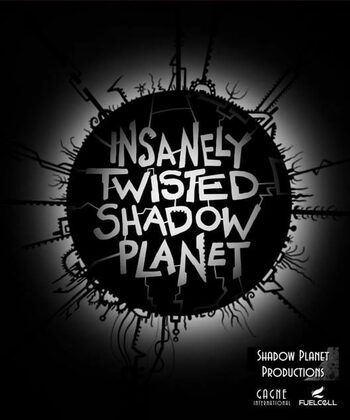 Insanely Twisted Shadow Planet Steam Key GLOBAL