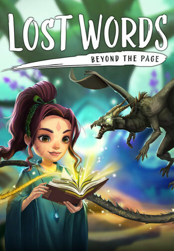 Lost Words: Beyond the Page Steam Key GLOBAL
