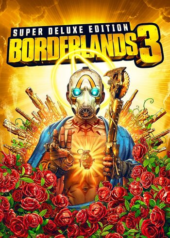 Borderlands 3 Super Deluxe Edition Steam Key EUROPE
