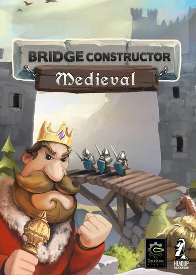 Bridge Constructor Medieval Steam Key GLOBAL фото