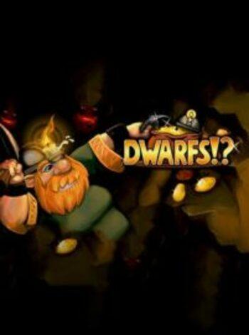 Dwarfs!? Steam Key GLOBAL