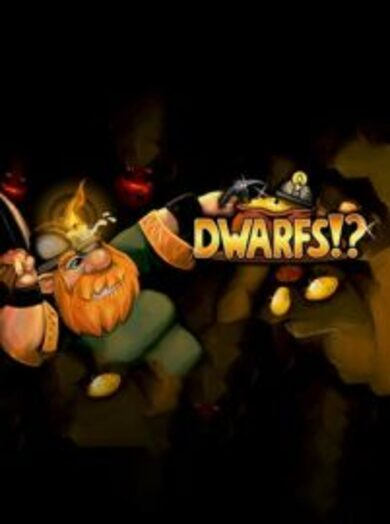 Dwarfs!? Steam Key GLOBAL