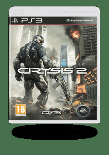 Crysis 2 PlayStation 3